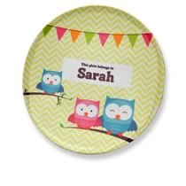 Childrens Plate 8inch (20cm) incl Delivery