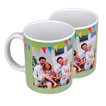 2 x Mug 325ml incl Delivery