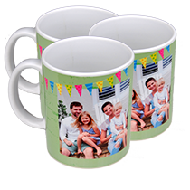 3 x Mug 325ml incl Delivery