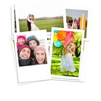 Photo Prints Large 177 x 127mm 24pk incl Delivery