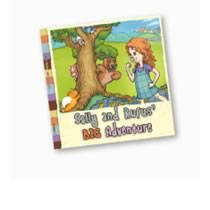 20cm x 20cm Hardcover Personalised Story Book