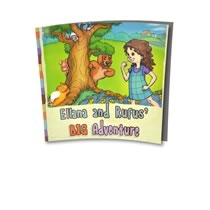 20cm x 20cm Softcover Personalised Story Book