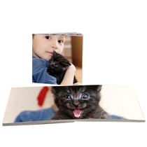 120pg 8x8inch (20x20cm) Pro Softcover Lay-Flat incl Delivery