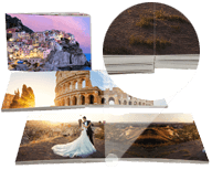 Pro Photographic Layflat Photobooks