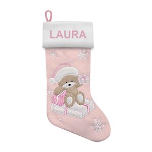 Christmas Stocking<br>Baby Girl
