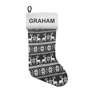 Christmas Stocking<br>Gret Pattern