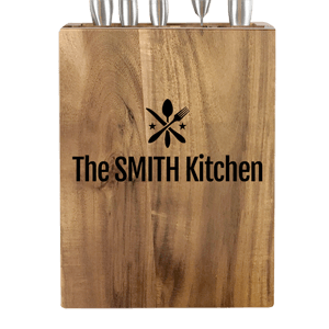 Knife Block<br/>